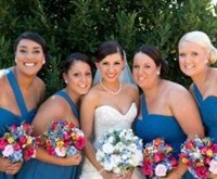 Bianca – March 2013 wedding