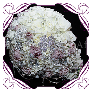 Brooch & Bling Bouquets