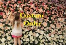 Early 2016 Custom Orders!