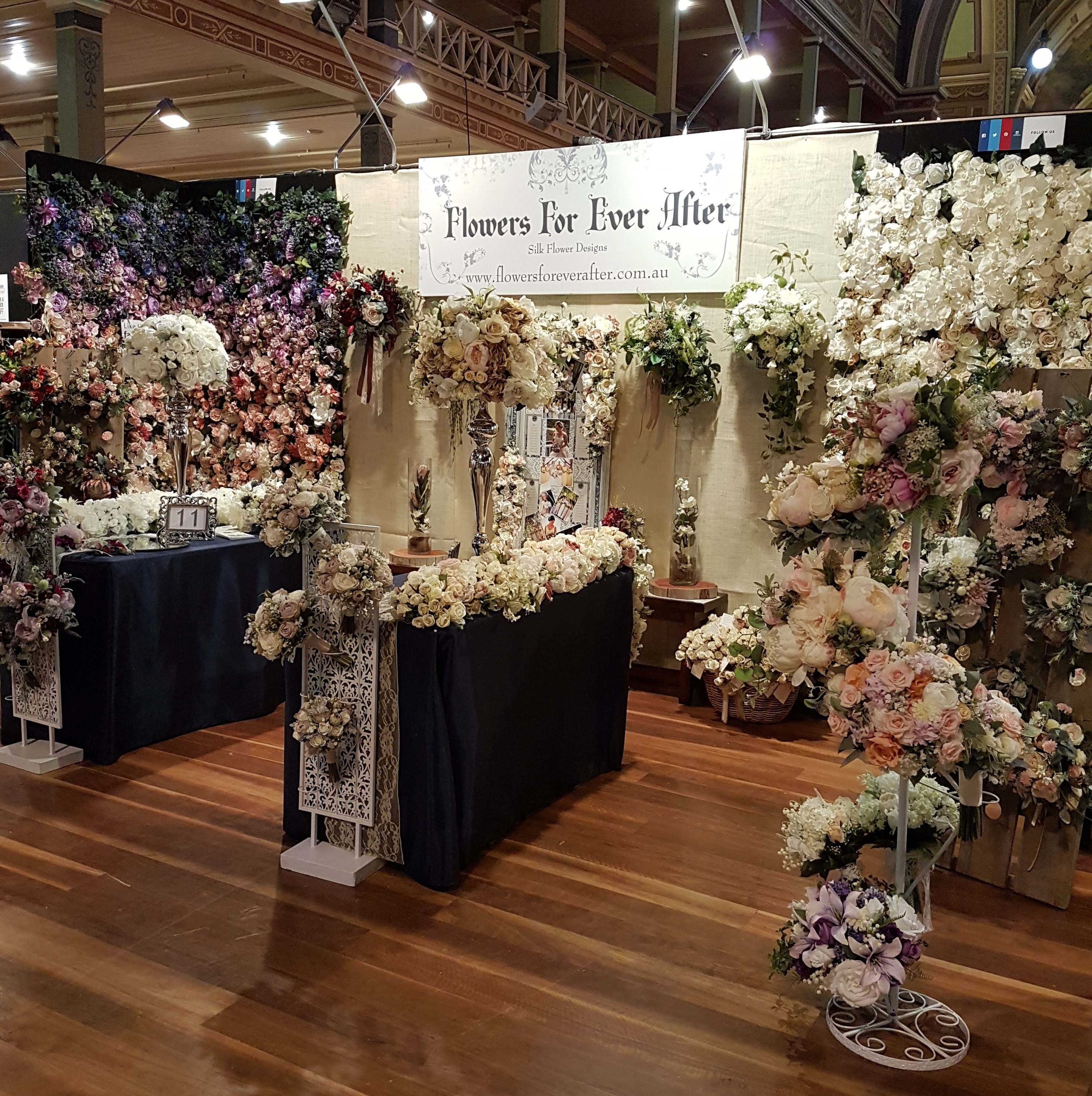 Our Stand Melbourne Bridal Expo 2016