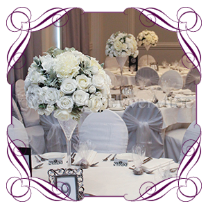 HIRE - Tables & Pew Decorations