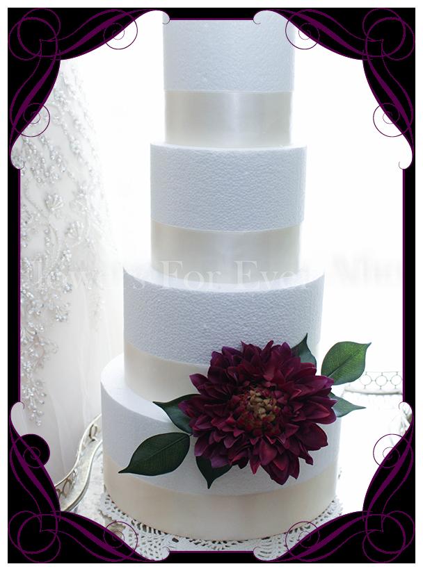 Bernadette Dahlia Cake Decoration Flowers For Ever After