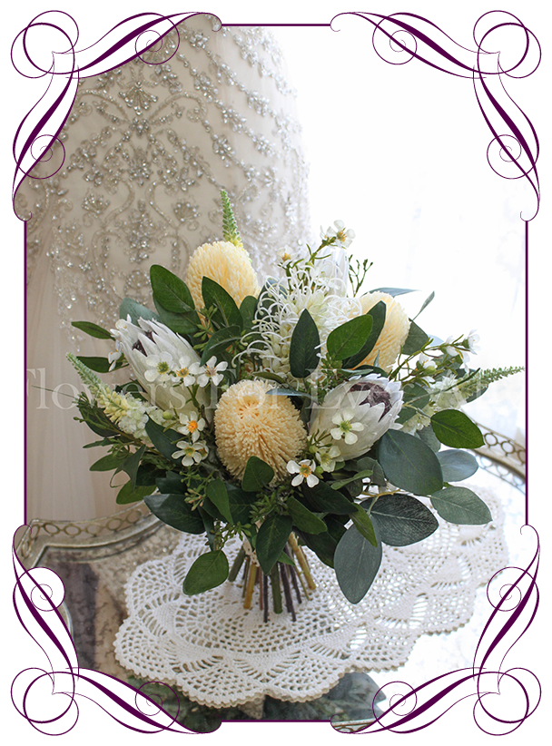 Edna – Flowers For Ever After – Artificial Wedding Flower Designs