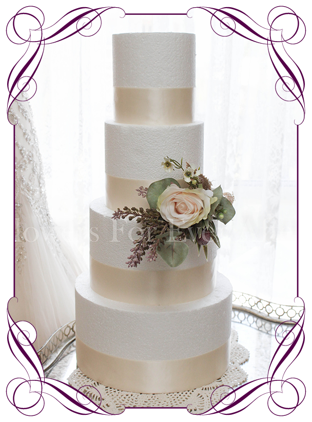Erin Cake Decoration Flowers For Ever After Artificial Wedding