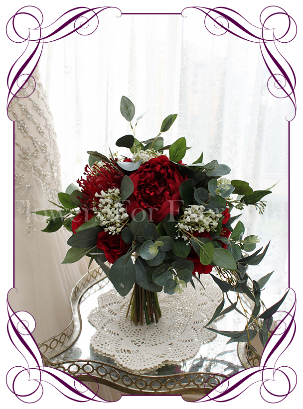 Kristy Flowers For Ever After Artificial Wedding Flower Designs