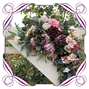 Arbor, Arch & Tieback Decorations For Purchase
