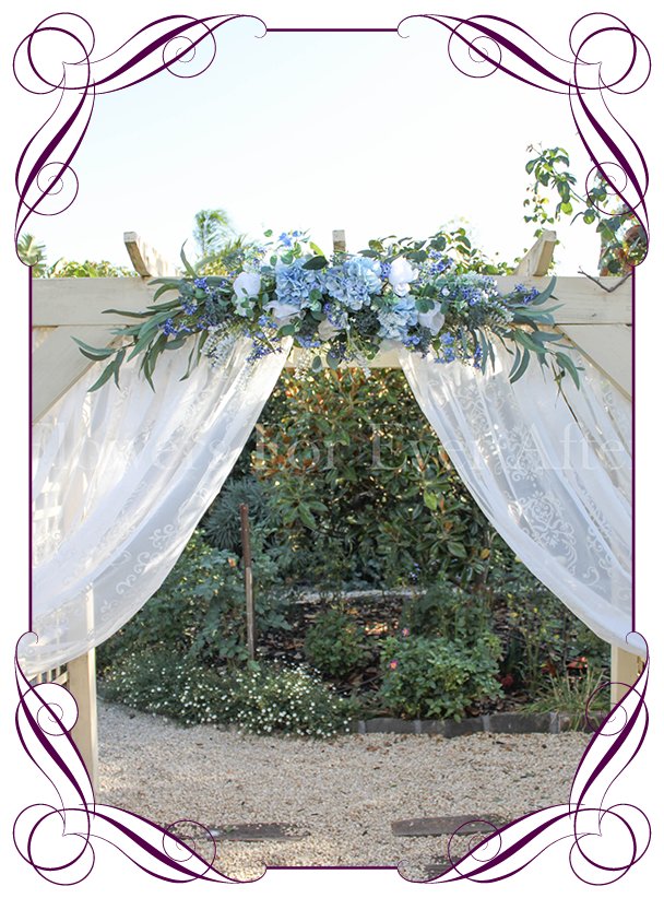 Carly Wedding Arbor Arch Table Decoration Package Deal