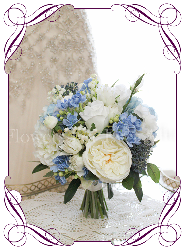 Artificial Wedding Bouquets.Carly Bridal Bouquet