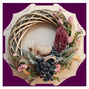 Wreaths & Christmas