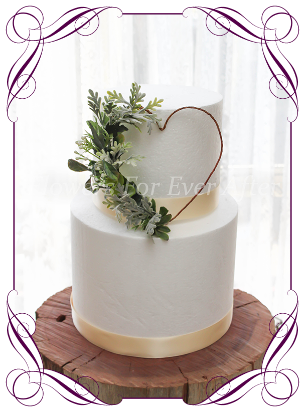 Heart Cake Decoration Topper