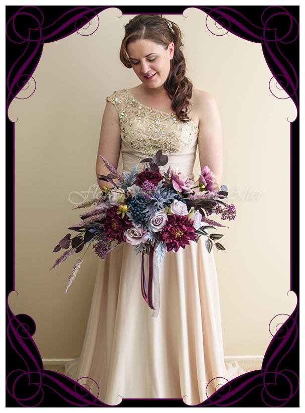 Brooklyn Bridal Bouquet Gorgeous Artificial Bridal Bouquets